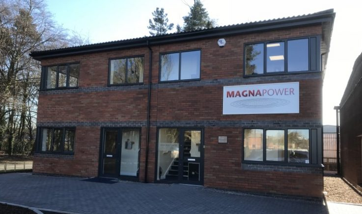 Magnapower move to new offices in Harris Business Park - Unit A