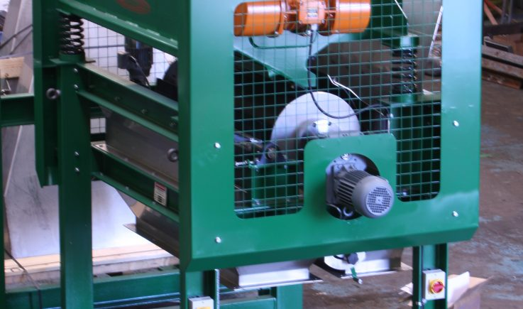 Clean Wire Separator for tyre wire