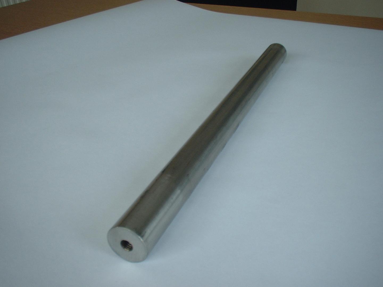 High intensity tube magnet