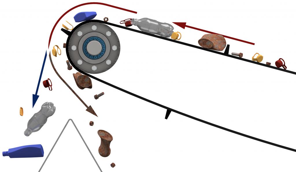 Pulley schematic