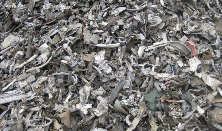 Aluminium photo